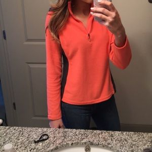 Peach Pull Over Sweater